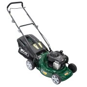 "Webb Supreme R18HP 18"" Push Petrol Rotary Mower"