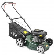 "Webb WER410HP 41cm (16"") Hand Propelled Petrol Rotary Lawnmower"