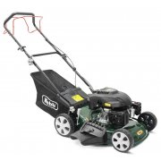 "Webb Classic 46cm (18"") R460SP Self Propelled Petrol Rotary Lawnmower"