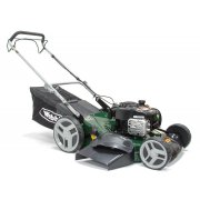 "Webb Elite R46SPHW 18"" Self Propelled Steel Deck Petrol Rotary Lawnmower"