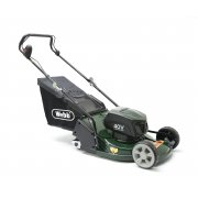 "Webb RR17LIP 17"" Push ABS Deck Cordless Roller Rotary Walk Behind Mower"