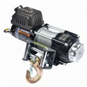 Warrior Ninja 2500 24V Electric Winch - 1134kg / 2500lbs