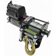 Warrior Ninja 2000 12V Electric Winch - 907kg / 2000lbs