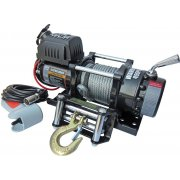 Warrior Ninja 4500 24V Electric Winch - 2041kg / 4500lbs