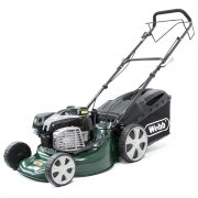Webb R18SPES 18″ Self Propelled Electric Start Steel Deck 4 Wheel Petrol Rotary Mower