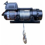 Warrior Ninja 400 Overhead Winch Hoist 12V - 408kg (900 lb)
