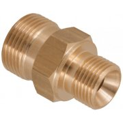 "M22M to 3/8""BSPM Coupler / Adaptor"