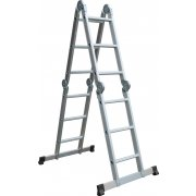 Batavia 3.56m Multi Folding Ladder with Platform