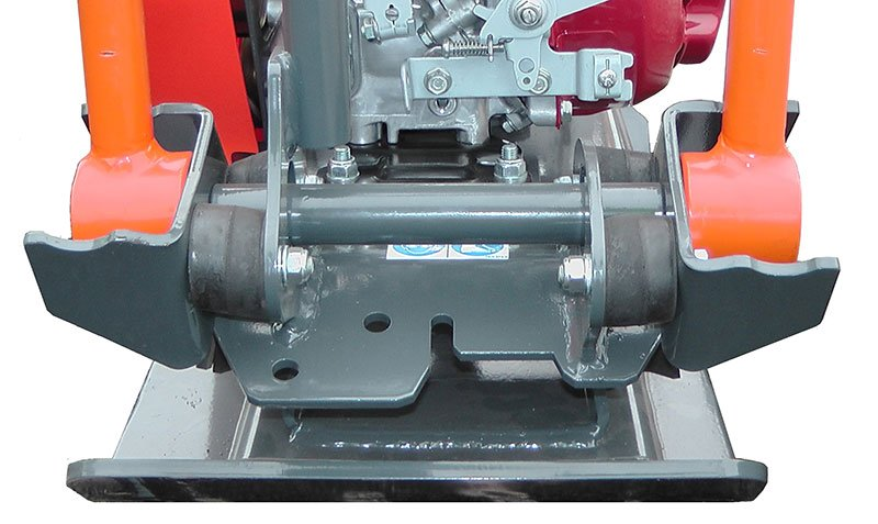"""Belle PCLX 400 16"""" 3HP Honda Engined Plate Compactor ..."""