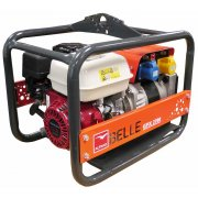 Belle GPX2700 Honda Powered 2.7kva / 2.2kw Stackable Generator