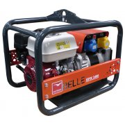 Belle GPX3400 Honda Powered 3.4kva / 2.7kw Stackable Generator