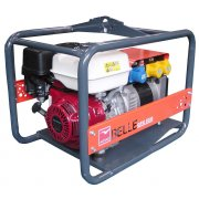 Belle GPX5000 Honda Powered 5kva / 4kw Stackable Generator