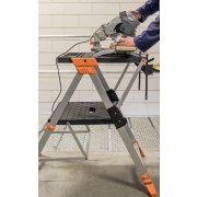 Batavia Transformer Multifunctional 4 in 1 Workbench And Step Ladder