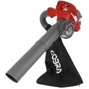 Cobra BV26C 26cc Petrol Powered Garden Blower Vacuum