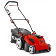 "Cobra MX3440V 13"" / 33cm Cordless 40v Lawnmower with Battery and Charger"