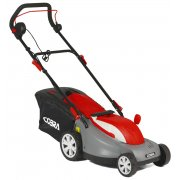 "Cobra GTRM38 38cm / 15"" 1400w Electric Lawnmower with Rear Roller"