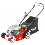 "Cobra M40C 16"" / 40cm Petrol Powered Lawnmower"