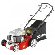 "Cobra M46SPC 18"" / 46cm Self Propelled Petrol Lawnmower"