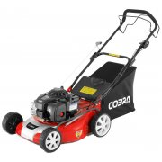 "Cobra M46SPB 46cm / 18"" B&S Powered Self Propelled Petrol Lawnmower"