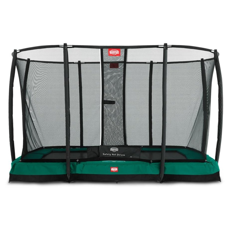 7 X 10.75ft BERG Eazyfit InGround Rectangular Trampoline