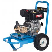 Evolution 1 E1T13170DYR 2175psi Diesel Pressure Washer