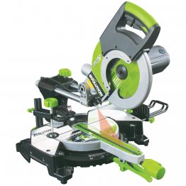 FURY3-XL 255mm Multipurpose Sliding Mitre Saw With TCT Blade