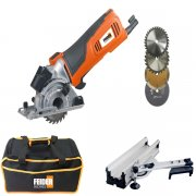 FEIDER FRX600 600 Watts Hand Held Mini Circular Saw