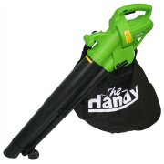 The Handy 3000w Electric Leaf Blower & Vacuum