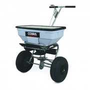 Cobra HS60S 125lb Stainless Steel Walk Behind Spreader