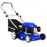 Hyundai HYM43SP Petrol Powered Self-Propelled Rotary Lawnmower