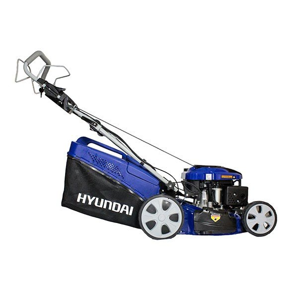 how to start lawn hog electric mower