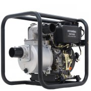 "Hyundai DHY80E 3"" / 80mm Electric Start Diesel Water Pump"