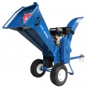 Hyundai HYCH1500E-2 420cc 4-Stroke Petrol Wood Chipper / Shredder / Mulcher