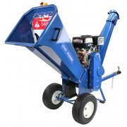Hyundai HYCH1500E-2 420cc 4-Stroke Petrol Wood Chipper / Shredder