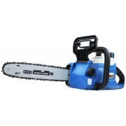 "Hyundai HYC60LI 12"" 58v Cordless Chainsaw With Oregon Bar, Chain, 2.5Ah Battery & Charger"
