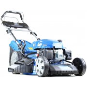 "Hyundai HYM530SPE 21"" / 53cm Self-Propelled Electric Start Petrol Lawn Mower"