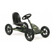 BERG Jeep® Junior Pedal Go Kart Age 3-8 Years