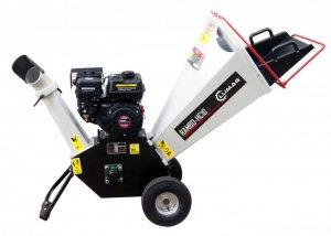 Lumag RAMBO HC10 100mm 196cc Petrol Wood Chipper
