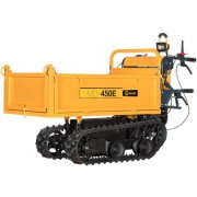Lumag MD450E 450kg Electric / Battery Powered Tracked Dumper