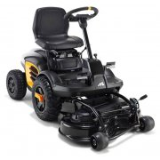 "McCulloch M125-85FH 85cm / 33.5"" Front Cutting Ride-On Petrol Mower"