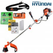 P1PE P5200BC 52cc Hyundai Powered 2-stroke Grass Trimmer / Brushcutter