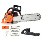 "P1PE P6220C 62cc / 20"" Hyundai Powered Petrol Chainsaw"