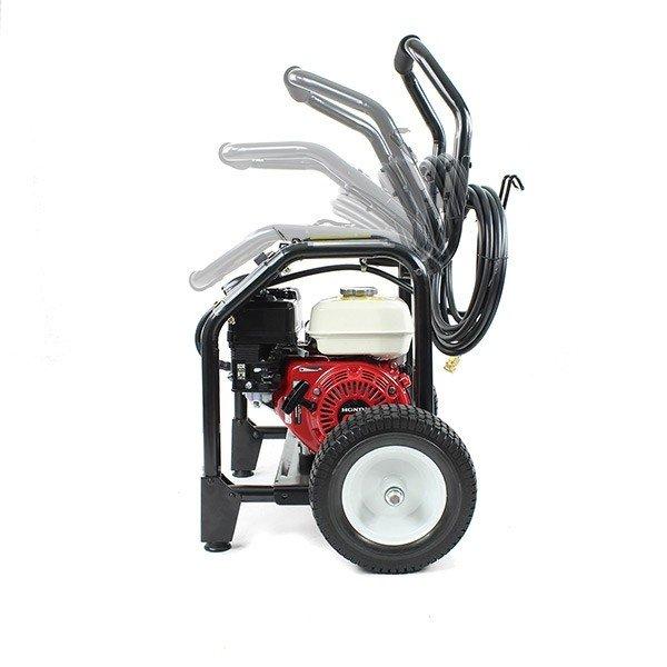 ... P1 PGX200PWT Honda GX200 Petrol Engined 3200 Psi / 220 Bar Pressure  Washer ...