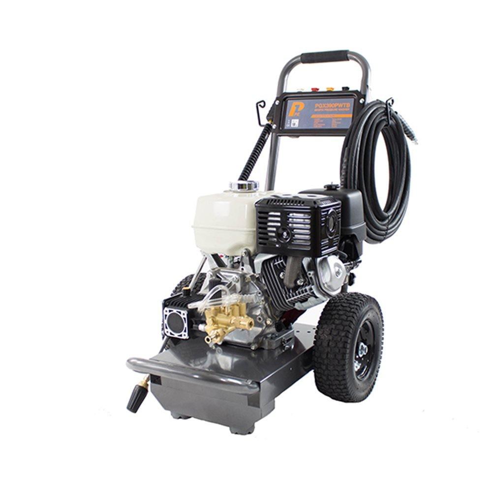 P1PE PGX390PWTB 4000psi / 275bar Honda GX390 Petrol Engined Pressure Washer