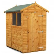 Power Apex 6x4 Garden Shed