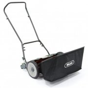 "Webb H18 18"" Contact Free Side Wheel Hand Push Mower"
