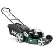 "Webb R19A 19"" Self Propelled Alloy Deck 4 Wheel Petrol Rotary Mower"